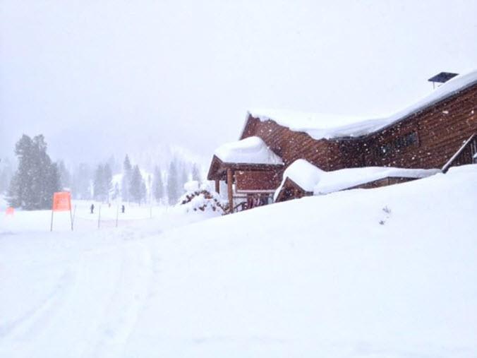 Sleeping Giant Ski Lodge