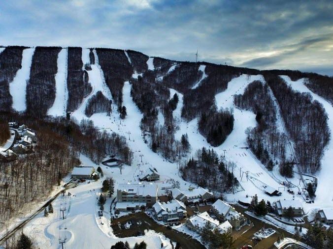 Jiminy Peak Ski MA