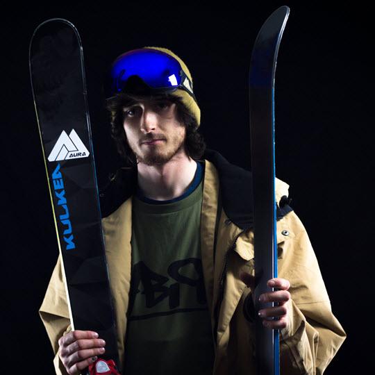 John Brown Skier Kulkea Team