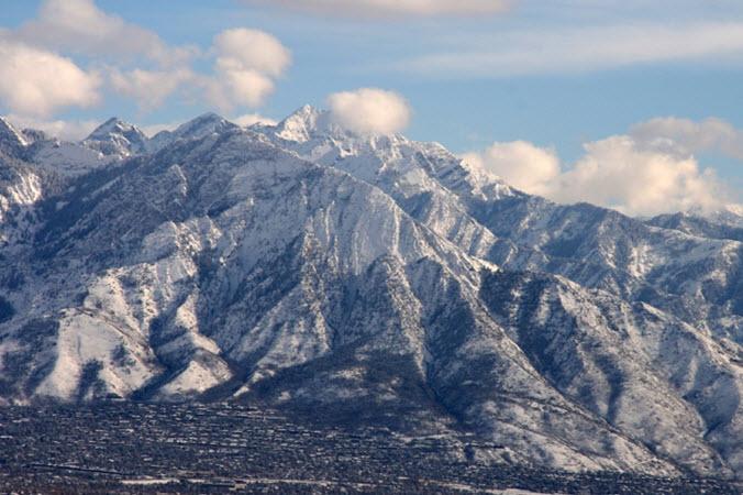 Utah's Ski Mecca: Salt Lake City