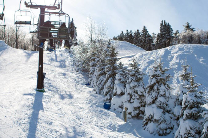 Ski jack frost mountain poconos