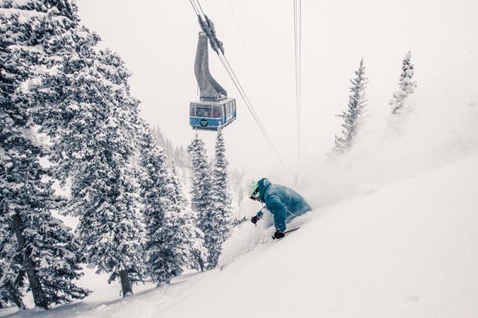 Snowbird Ski resort Utah - OTS.com