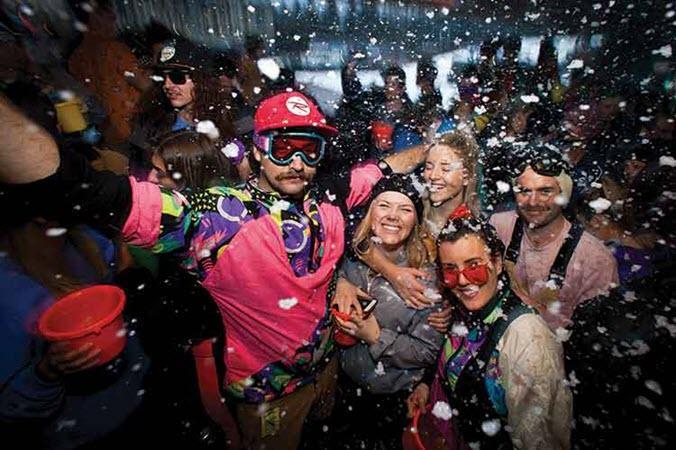 spring ski event 2020 whistler bc