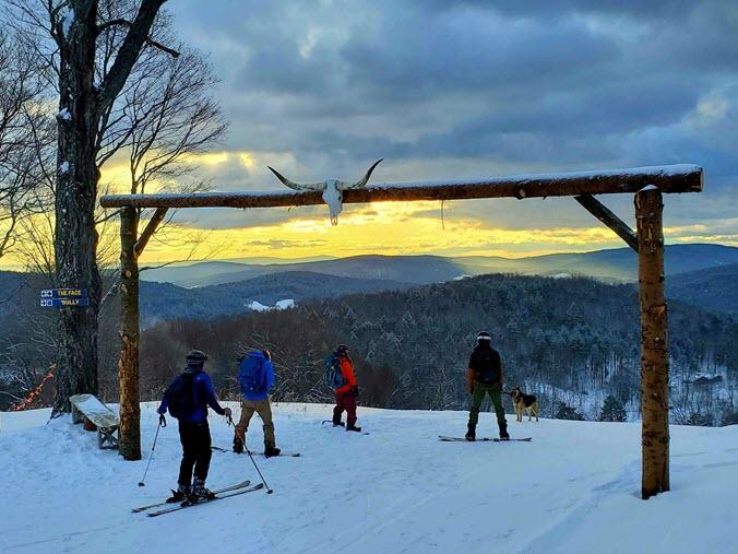 Suicide Six Ski VT