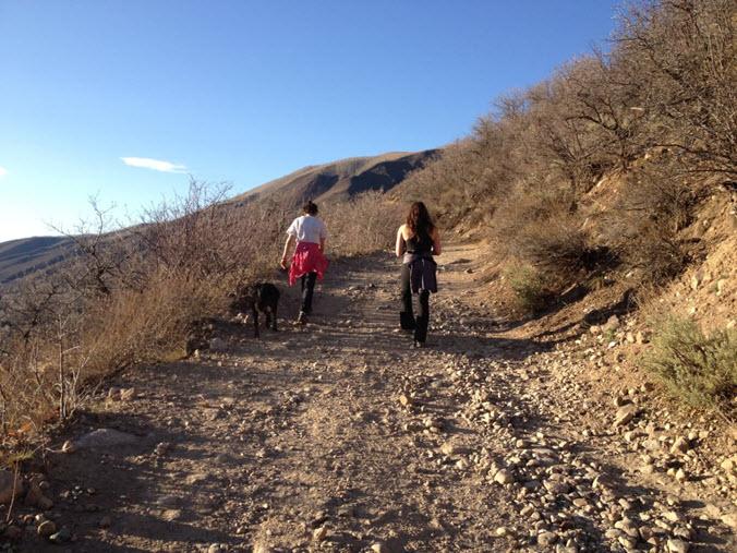 Aspen hiking trails