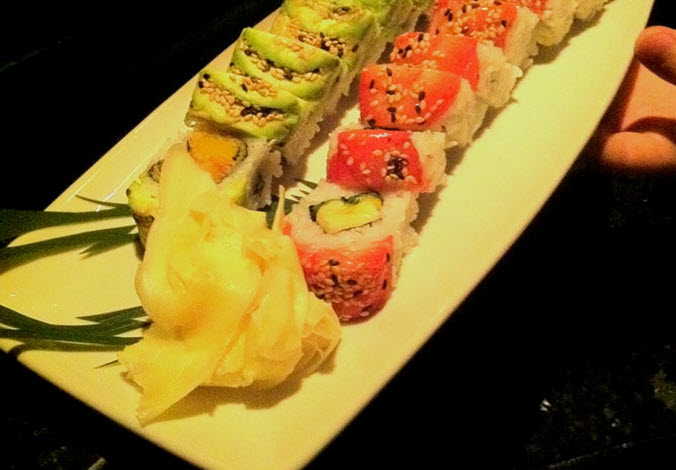 Aspen sushi