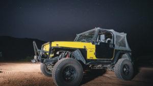 John Brown Jeep