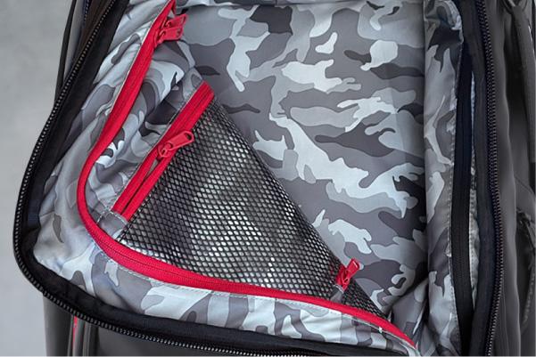 Limited Edition Nick Goepper Kayda Backpack Kulkea Inside