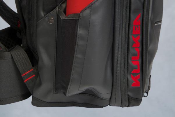 Limited Edition Nick Goepper Kayda Backpack Kulkea Side Pockets