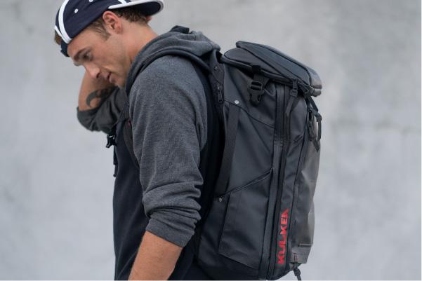 Limited Edition Nick Goepper Kayda Backpack Kulkea Side