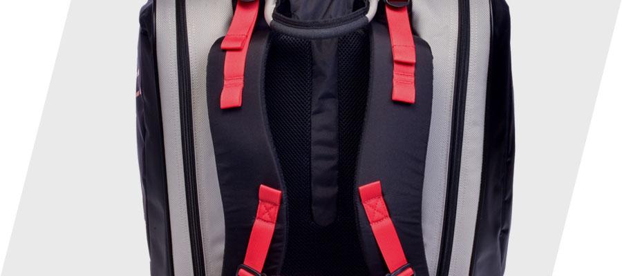 Kulkea Thermal Trekker Heated Ski Boot Bag Backpack Grade Support